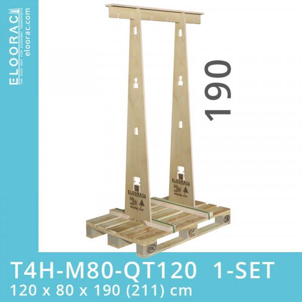 Transportgestell<br>T4H-M80-QT120 1