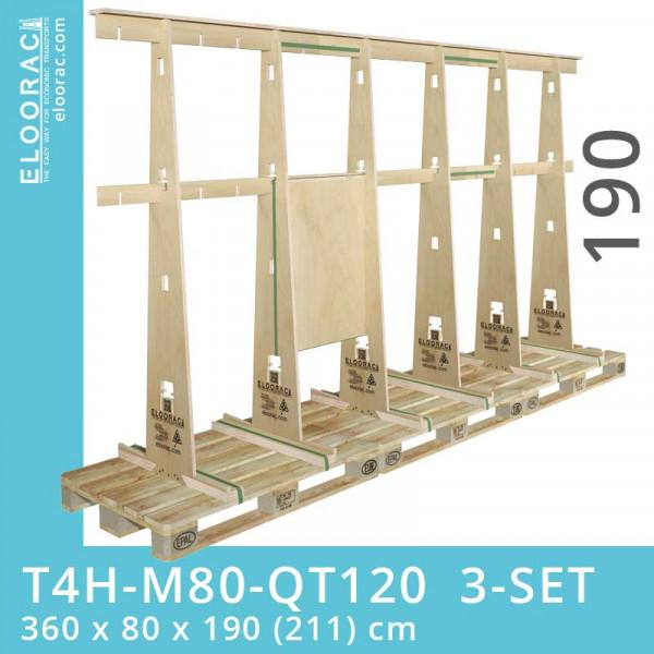 Transportgestell<br>T4H-M80-QT120 3
