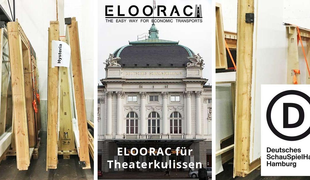 Transportgestell + Lagergestell für Theaterkulissen