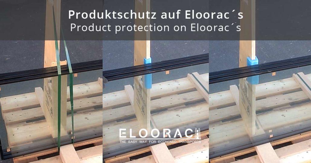 Video Produktschutz am Eloorac Transportgestell 15