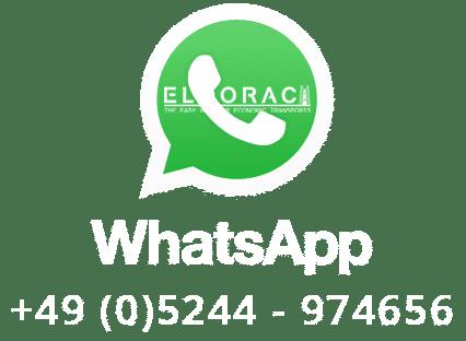 Whatsapp Eloorac Transportsystems