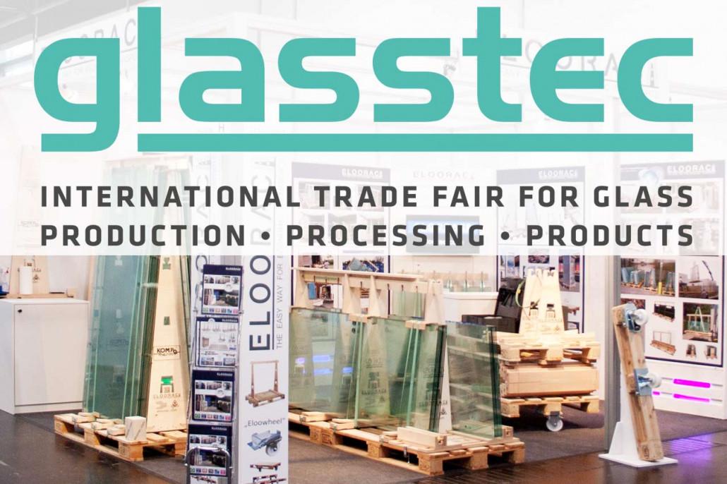 Eloorac Messestand Glasstec 2016 in Düsseldorf 17